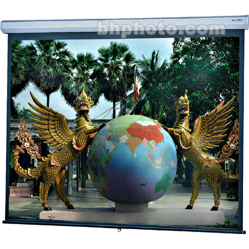 "Da-Lite 94359 Model C Manual Projection Screen with CSR (54 x 96"")"