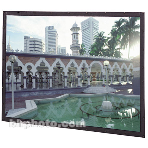 "Da-Lite 95581 Perm-Wall Fixed Frame Projection Screen (49 x 87"")"
