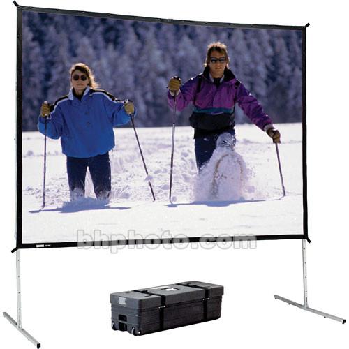 Da-Lite 95691 Fast-Fold Deluxe Screen System (9 x 9')