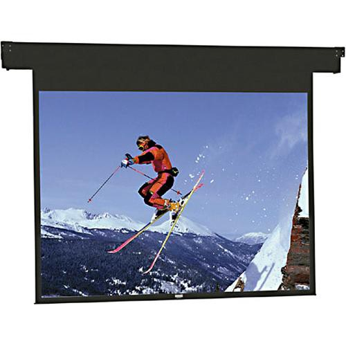 "Da-Lite 96208 Horizon Electrol Motorized Masking Projection Screen (57"" Format Width)"