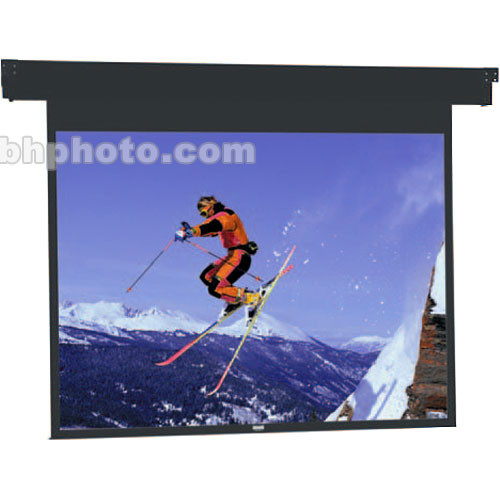 "Da-Lite 96224 Horizon Electrol Motorized Masking Projection Screen (116"" Format Width)"