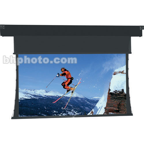 "Da-Lite 96255 Horizon Electrol Motorized Masking Projection Screen (80"" Format Width)"