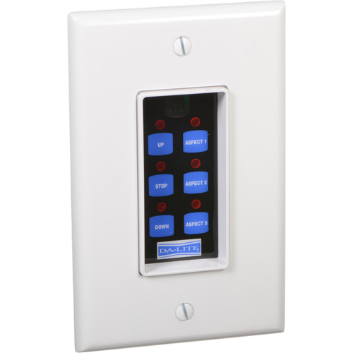 Da-Lite WC-200 Wall Controller