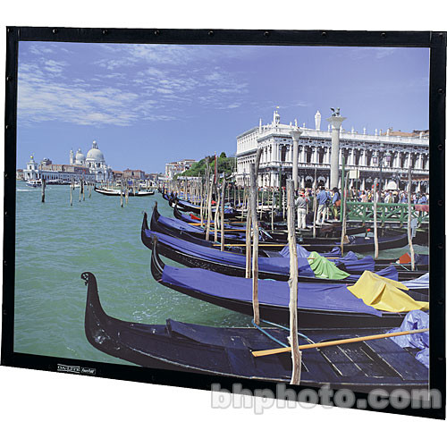 "Da-Lite 96534 Perm-Wall Fixed Frame Projection Screen (40.5 x 72"")"