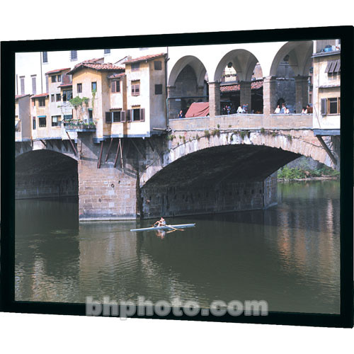 """Da-Lite 96547 Imager Fixed Frame Front or Rear Projection Screen (40.5 x 72"""")"""