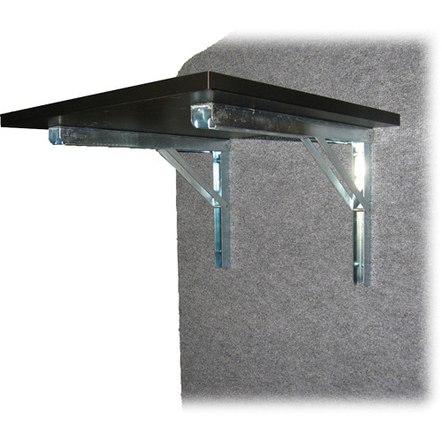Da-Lite Veneer Flip-Up Side Shelf