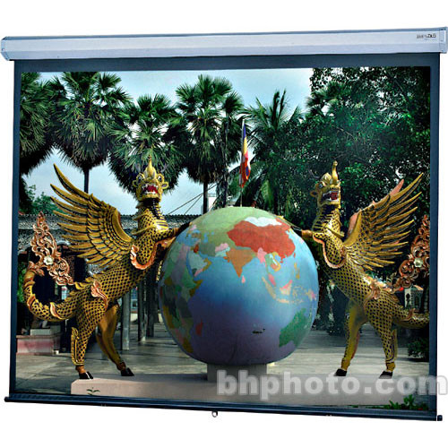 "Da-Lite 97225 Model C Front Projection Screen (60x60"")"