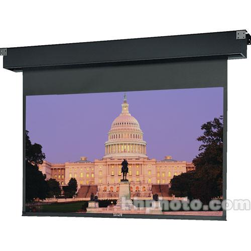 """Da-Lite Dual Masking Electrol Screen - 49 x 115/87"""" - Matte White HC"""