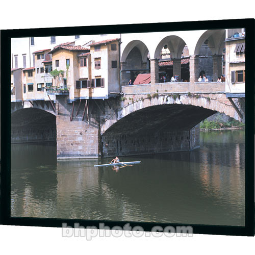 """Da-Lite 97572 Imager Fixed Frame Front Projection Screen (54 x 126"""")"""