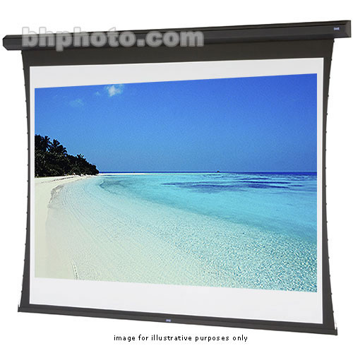 Da-Lite 97987 Cosmopolitan Tensioned Electrol Motorized Projection Screen (12 x 12')
