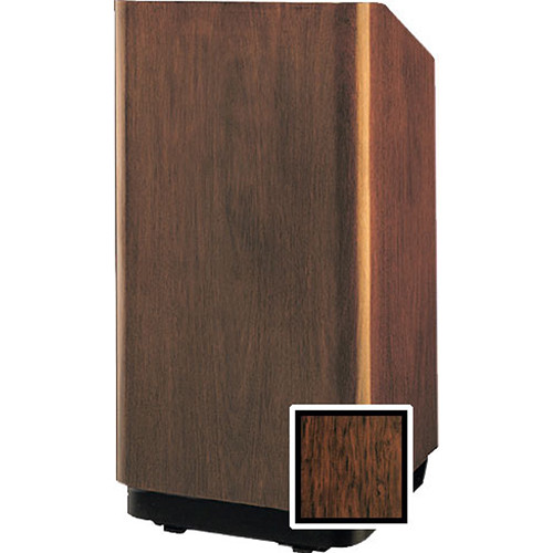 "Da-Lite Floor Lectern - 25"" (Figured Mahogany Laminate)"