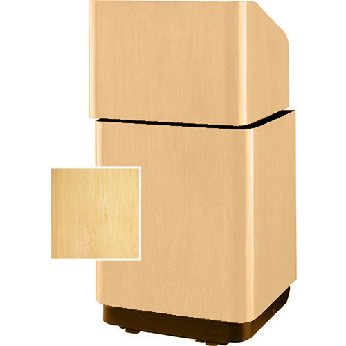 "Da-Lite Concord Stacking Lectern - 25""  (Honey Maple Veneer)"