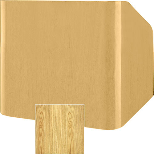"""Da-Lite Concord 25"""" Table Lectern (Laminate/Light Oak)"""