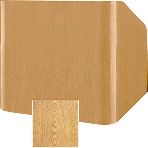 "Da-Lite Concord 25"" Table Lectern (Veneer/Light Oak)"