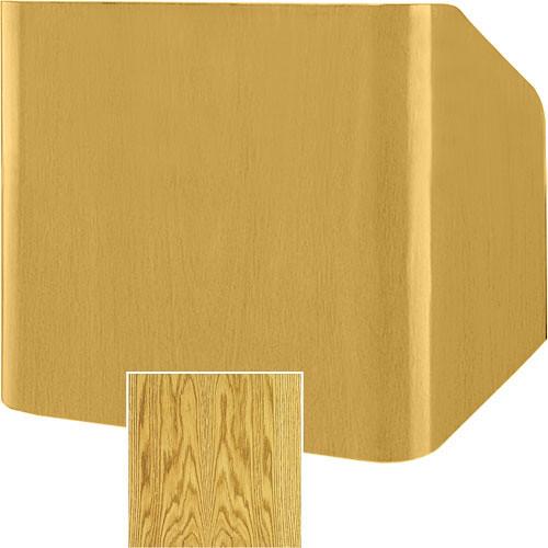 """Da-Lite Concord 25"""" Table Lectern (Medium Oak)"""