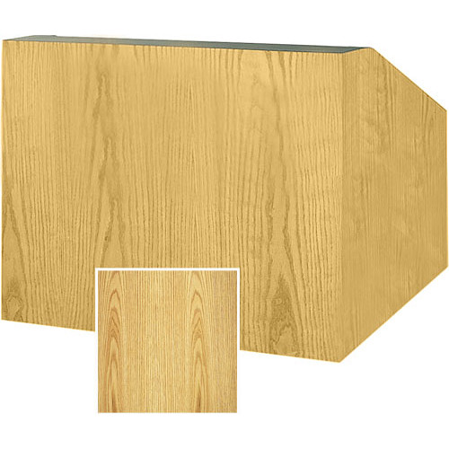 Da-Lite Lectern 98113LO (Laminate/Light Oak)