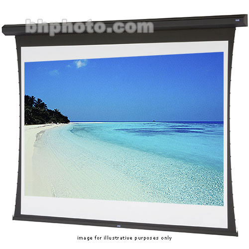 Da-Lite 98816 Cosmopolitan Tensioned Electrol Motorized Projection Screen (14 x 14')