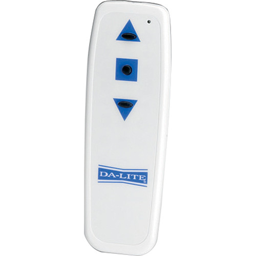 Da-Lite 99026 Infrared Wireless Remote - Single Motor LVC