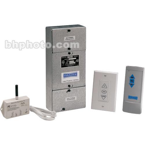 Da-Lite Radio Frequency Remote Trans/Receiver for ILT Low Voltage Motor