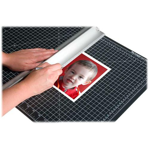 "Dahle Vantage Self-Healing Cutting Mat (24x36"", Black)"