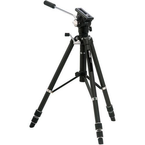 Daiwa / Slik 515QF Heavy Duty 3-Section Video Tripod System