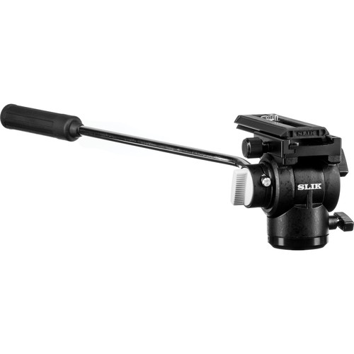 Daiwa / Slik Digital Balance Pro Fluid Pan Head with Quick Release