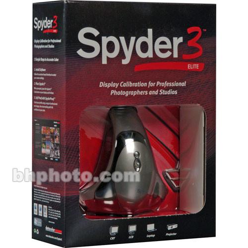 Datacolor Spyder3Elite Display Calibration System from Datacolor