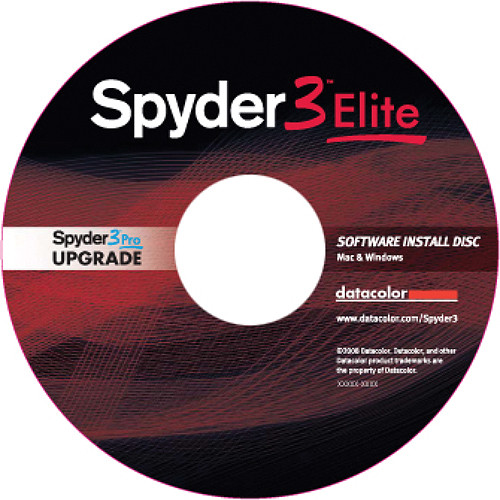 Datacolor Spyder3Elite (Upgrade from Spyder3Pro)