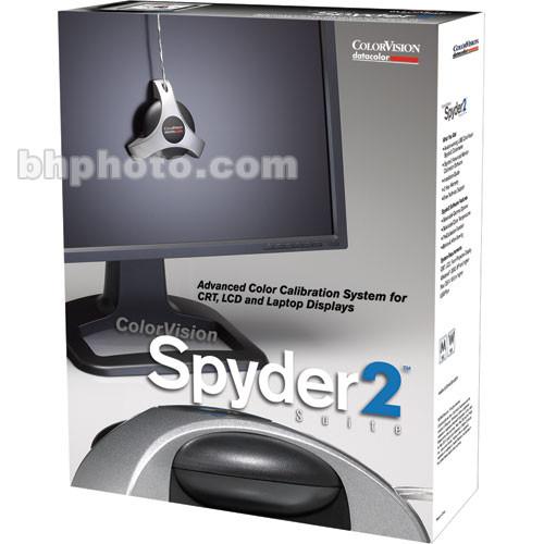 Datacolor Spyder2 Suite