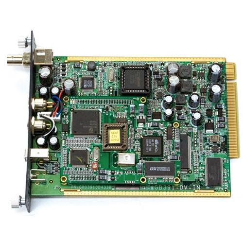 Datavideo 900-DV25 DV & Audio Input Card