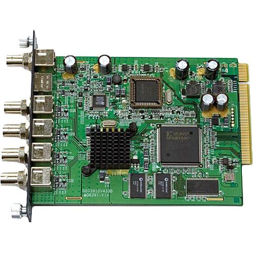Datavideo 900-YUV Analog Input Card