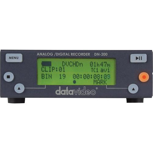 Datavideo DN-200 DV/HDV Hard Disk Recorder