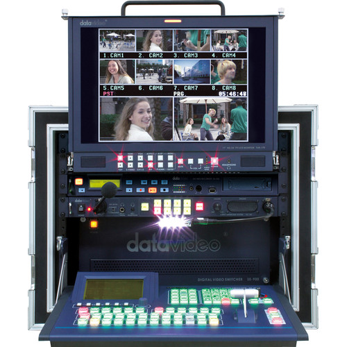 Datavideo MS-900PAL Mobile Studio Kit (PAL)