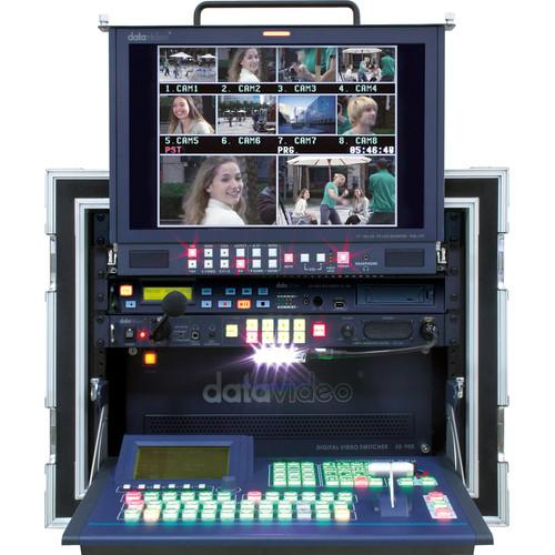 Datavideo MS-900PAL Mobile Studio Kit (PAL)