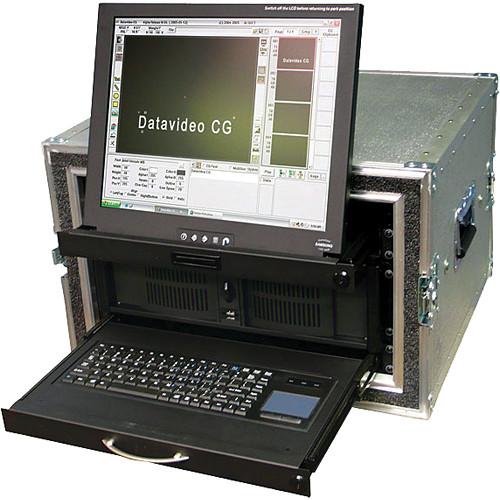 Datavideo PCRM-100 SDI Character Generator Workstation