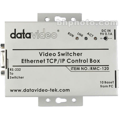 Datavideo RMC120 TCP/IP Control Box