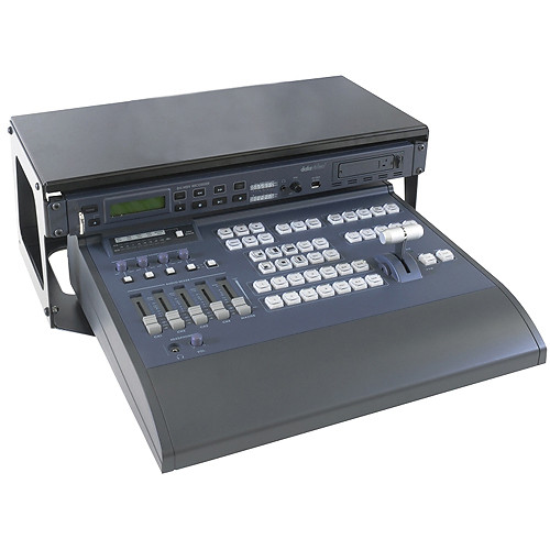 Datavideo SE-2000 HD-SDI Switcher / HDR-55 Recorder / RKM-2000 Holder