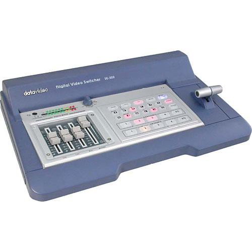 Datavideo SE-500 4-Channel Analog SD Video Switcher