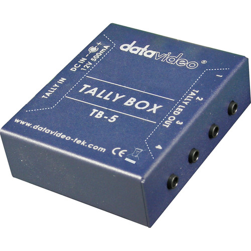 Datavideo TB-5 Tally Box for SE-500