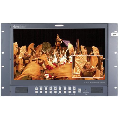 "Datavideo TLM-170HM 17.3"" LCD Monitor (1U)"