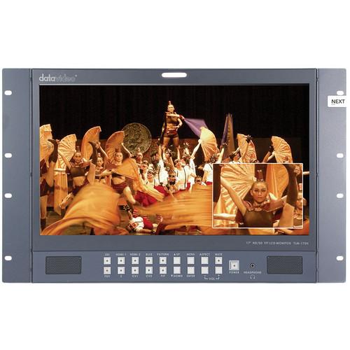 "Datavideo TLM-170HR 17.3"" LCD Monitor (7U)"