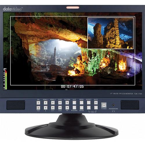 "Datavideo LM-170H 17.3"" LED Backlit LCD Monitor"