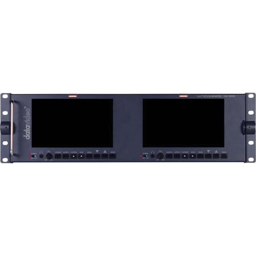 "Datavideo TLM-702MH 7"" LCD Monitor Rack"