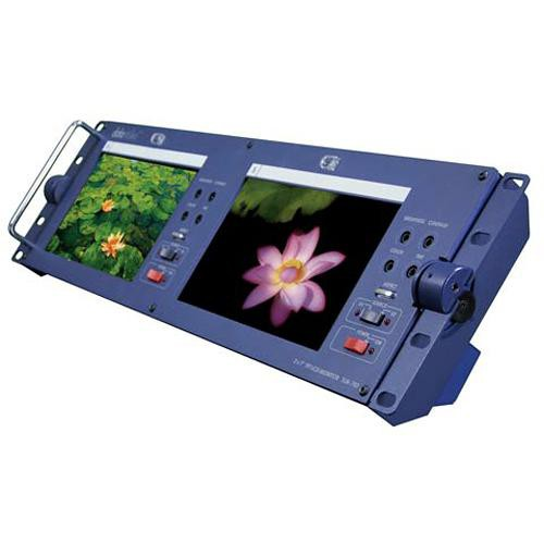 "Datavideo TLM-702 7"" LCD Monitor Rack"