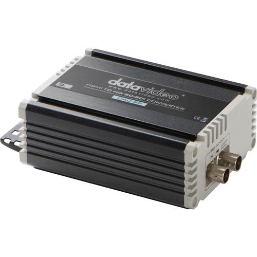 Datavideo DAC-9P HDMI to HD/SD-SDI 1080p/60 Converter