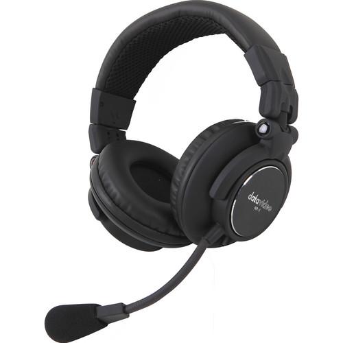Datavideo Datavideo HP2 Dual-Ear Headset for ITC Intercom Systems