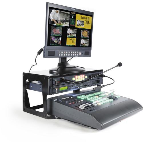 Datavideo SE-2000 HD Switcher & Studio Kit with 320 GB Drive