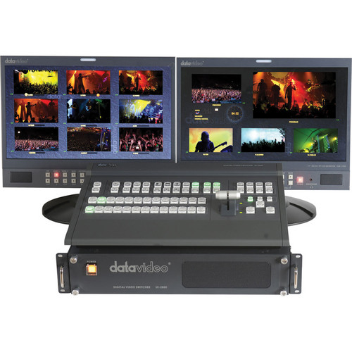 Datavideo SE-2800 Video Switcher with up to 12 SDI / HDMI / or CV Inputs