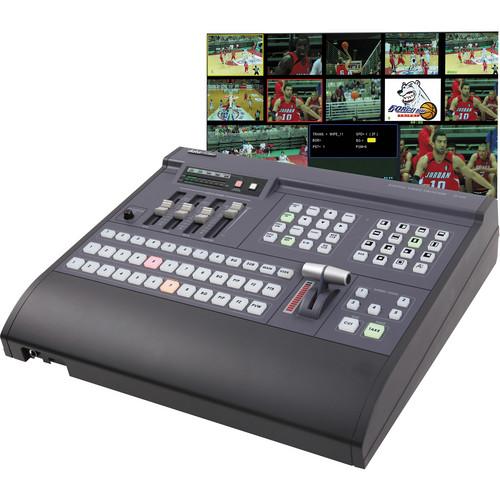 Datavideo SE-600 8-Input A/V Switcher with CV / DVI-D / DVI-I