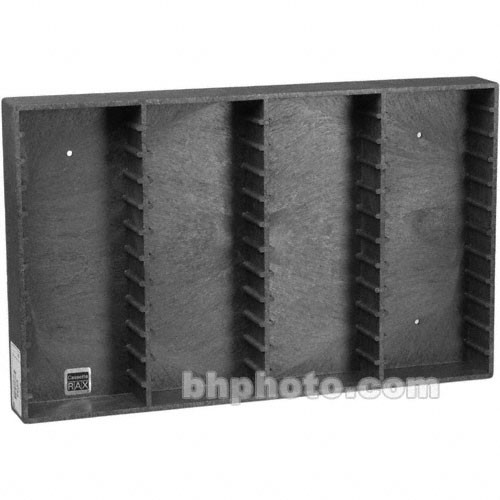 Datrax / Bryco CP-48 Wall Mount Case Holds 48 Cassettes